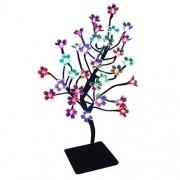 Árvore Led Flor Colorida 40cm - Magizi