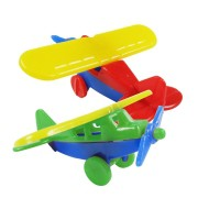 Avião Tequinho Sortido C 20 unid Dodo Brinquedos