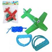 Avião Vai e Volta Sortido Mini Toys