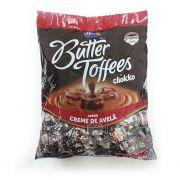 Bala Butter Toffees 500g Creme Avelã Arcor