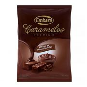 Bala Caramelo 600g Mousse Chocolate Embaré