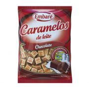 Bala Caramelo 660g Chocolate Embaré