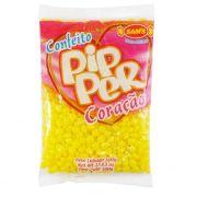 Bala Confeito Pipper 500g Abacaxi Amarelo Simas