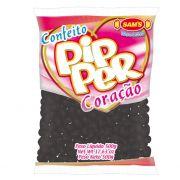 Bala Confeito Pipper 500g Cereja Preta Simas