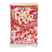Bala Confeito Pipper 500g Morango Color Simas