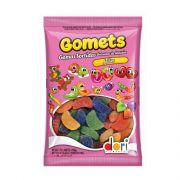 Bala de Goma Gomets Gomos de Frutas 700g Dori