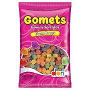 Bala de Goma Gomets Gum Drops 1kg Dori
