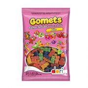 Bala de Goma Gomets Urso de Frutas 700g Dori