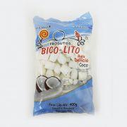 Bala Delícia Coco 400g Bico-Lito