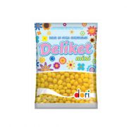 Bala Deliket Mini Amarelo 350g Dori