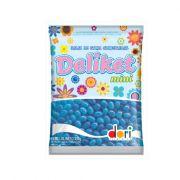Bala Deliket Mini Azul Claro 350g Dori
