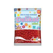 Bala Deliket Mini Vermelho 350g Dori