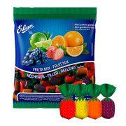 Bala Dura 600g Fruta Mix Erlan