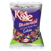 Bala Dura 600g Kiss Me Sortida Santa Rita