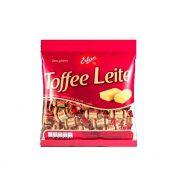 Bala Mastigável 400g Toffee Leite Erlan