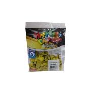 Balão Alumínio Amarelo Mostarda N5 25 unid Happy Day
