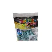 Balão Alumínio Verde Oceano N5 25 unid Happy Day