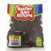 Balão Bordo N07 50 unid. São Roque
