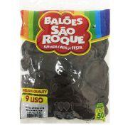 Balão Bordo N09 50 unid. São Roque