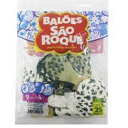 Balão Cacto Sortidos N9 25 unid São Roque