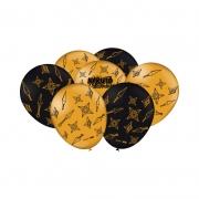 Balão Especial Naruto c/25 unid Festcolor