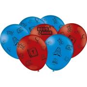 Balão  Especial Três Palavrinhas c/25 unid Festcolor