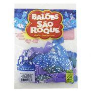 Balão Fundo do Mar Sortidos N9 25 unid São Roque