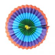 Balão Junino Círculo Colorido FJBP3