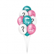 Balão N09 Chá Revelação Regina