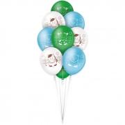 Balão N09 Fazendinha Regina