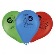 Balão N09 Pj Masks Regina