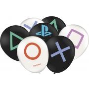 Balão Playstation c/25 unid Festcolor