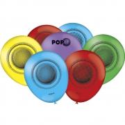Balão Pop It c/ 25 unid Festcolor