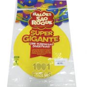 Balão Super Gigante Amarelo N350 São Roque