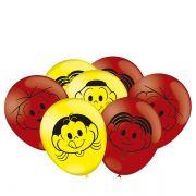 Balão Turma da Mônica  C 25 unid Festcolor