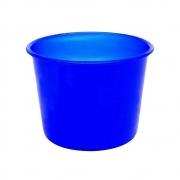 Balde 1,5 L Azul Escuro
