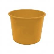 Balde 1,5 L Dourado