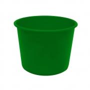 Balde 1,5 L Verde Escuro
