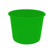 Balde 1,5 L Verde Limão