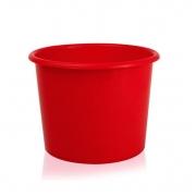 Balde 1,5 L Vermelho