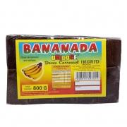 Bananada Unidoce Lisa 800g Carrossel