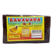 Bananada Unidoce Lisa 900g Carrossel