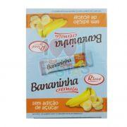 Bananinha Cremosa Sem Adição de Açúcar 20 x 30g Ricco