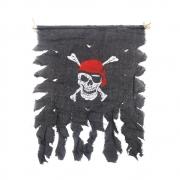 Bandeira Halloween Pirata