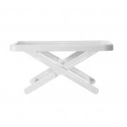 Bandeja Suporte Mini Table Branco