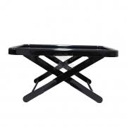 Bandeja Suporte Mini Table Preto