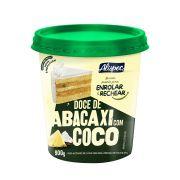 Base Abacaxicom Coco 900g Alispec