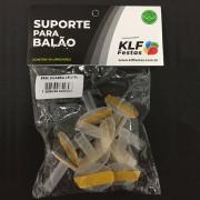 Base Suporte Para Balão Cristal C 10 unid KLF Festas