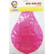 Big Balão N250 Pink Art Latex