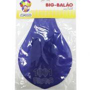 Big Balão N250 Roxo Art Latex